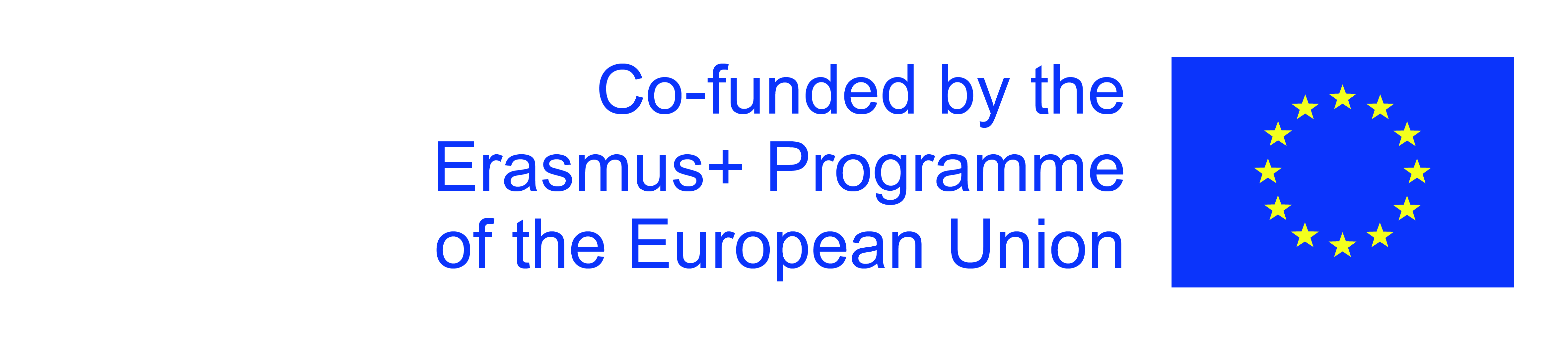 Co funded by the Erasmus+ Programme of the European Union